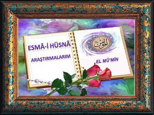 El Mü'min (A)