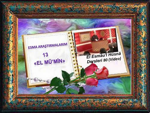 el Mü'min
